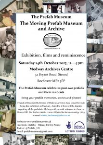 Medway Archives, 14th October 2017