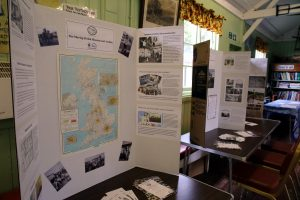 Moving Prefab Museum exhibition at the Rural Life Centre 3 July 2016