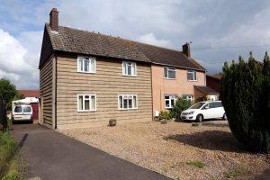 Airey house, Cambridgeshire