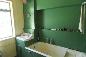 Bathroom, Universal prefab (Chiltern Open Air Museum)