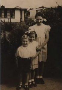 Listen to Irene Ottaway's memories