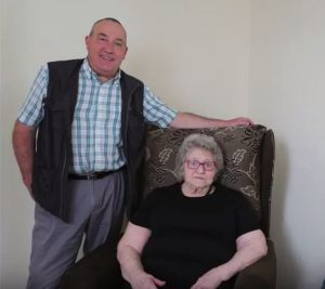 Jaroslav and June remember their Ipswich prefab