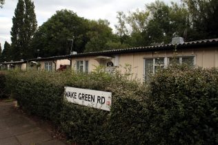 Wake Green Road prefabs back on to Shire Country Park | Elisabeth Blanchet