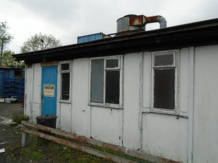 Uni-Seco prefab at the Kent and East Sussex Railway, Rolvenden, Kent | Chris Barker