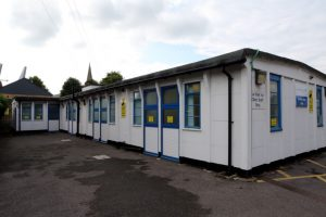 British Concrete Federation Hut, Hertfordshire