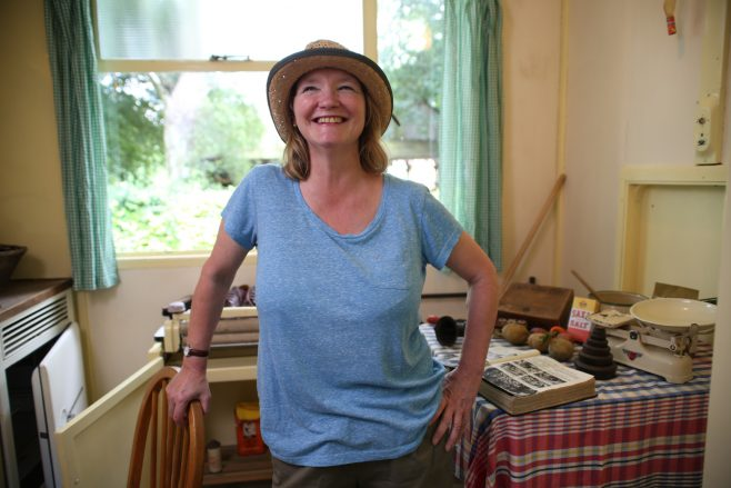 Denise Thompson interview at Avoncroft Museum July 2016 | Prefab Museum
