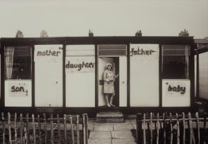 An Edible Family in a Mobile Home; 1976 ©Andrew Whittuck 1976
