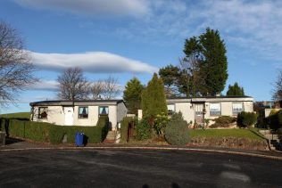 Travelling the UK, photographing prefabs. Paisley, Scotland | Elisabeth Blanchet