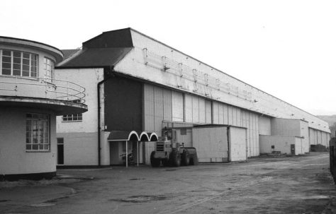 AW Hawksley Ltd and the factory at Brockworth - guest blog