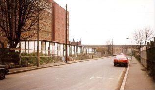 LCC mobile homes, Elephant and Castle | Dave Bregula