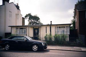 Uni-Seco prefab, Irene Road, Fulham