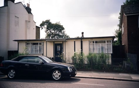 Mapping post-war prefabs part 2 - industrial London