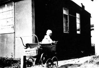 Jasmine Taylor early Seco Hut East Ferry Road 1945 | Jasmine Taylor