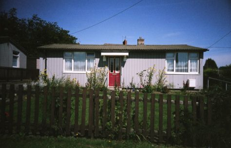 Prefabs in North Derbyshire