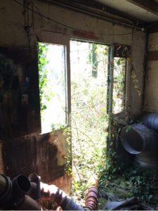 'Stan's shed' Freshwater Biological Association