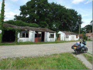 Arcon MkV bungalows on a farm near Southampton