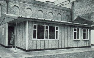 Tarran prefab, Tate Gallery exhibition 1944