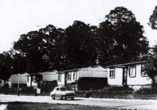 Prefabs, Pilgrims Way, Wembley | Brent Museum and Archives