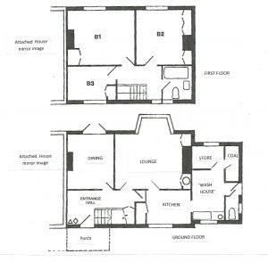 Swedish House floor plan