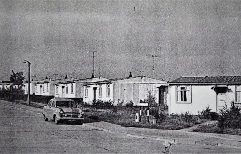 Braintree & Bocking Prefabs (and Hutton) - guest blog post by Braintree historian Mike Bardell