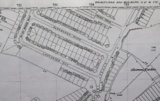 OId map of Bocking, Essex | Crown copyright Ordnance Survey