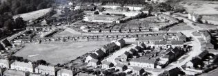 Stephenson Road, Braintree, Essex, aerial photo | Mike Bardell/Simmons Aerofilms