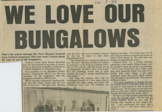 We love our bungalows | Hearn,Jane
