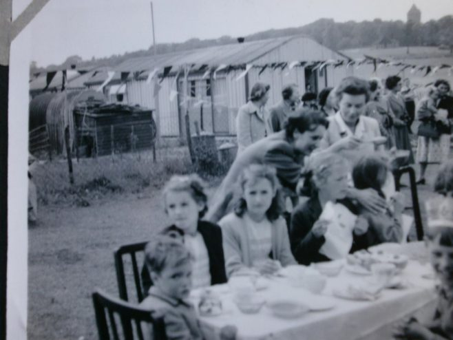 Coronation party at Lower Jackwood Close, Eltham | Hearn,Jane