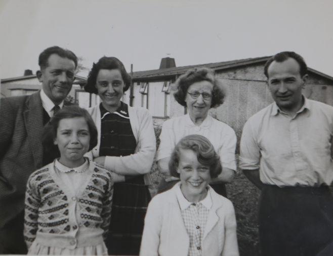 Kapitan family group | Hearn,Jane