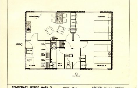 Arcon MkV floor plan
