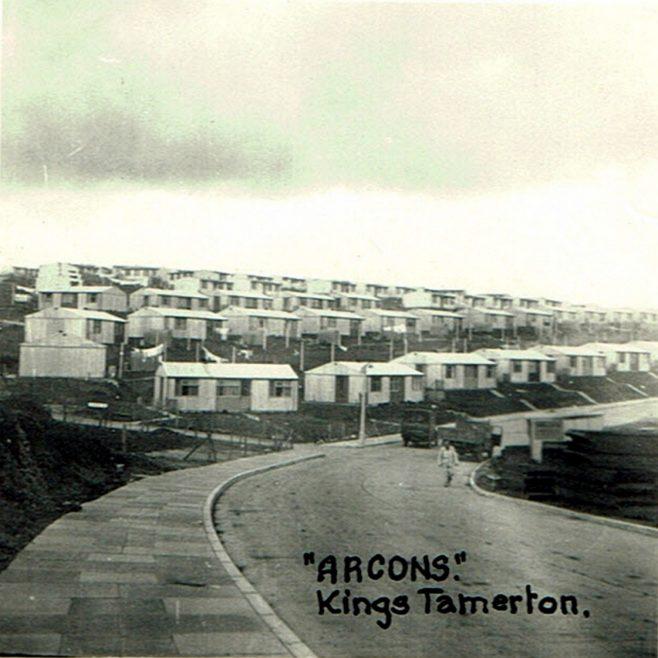 Arcons. Kings Tamerton