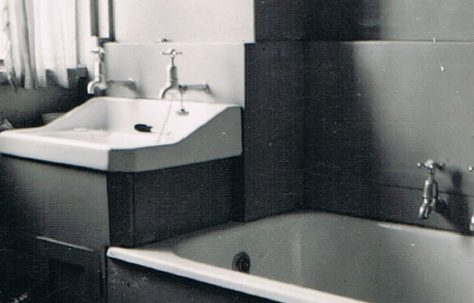 Bathroom at 74 Narford Road London E5