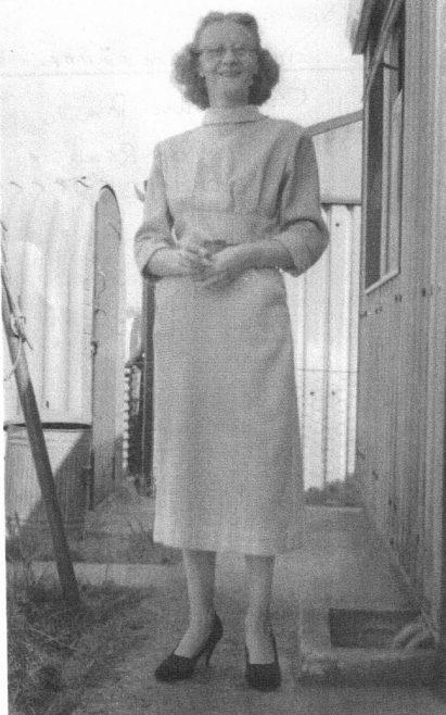 Elizabeth Crouchman. 5 Selwyn Road, St Pauls Cray