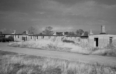 British Concrete Federation huts, Mountsorrel, Leicestershire