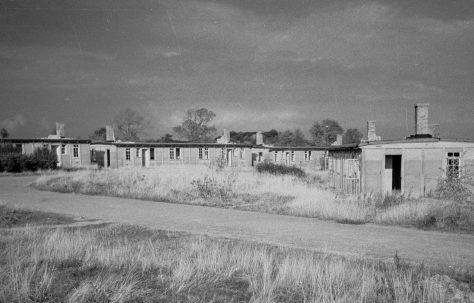 British Concrete Federation huts, Mountsorrel, Leicestershire