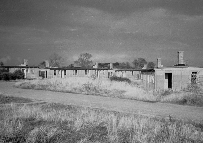 British Concrete Federation huts, Mountsorrel, Leicestershire | John Green