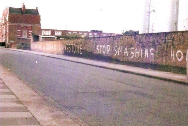 Stop smashing homes