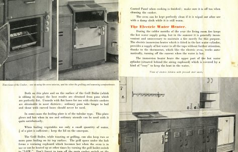 Electric Service in Temporary Houses: The Electric Water Heater