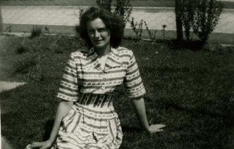Frances Talbot (sister), 70 Treberth estate, Newport