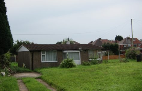 Tarran prefab on Campsall Field Road, Wath Upon Dearne