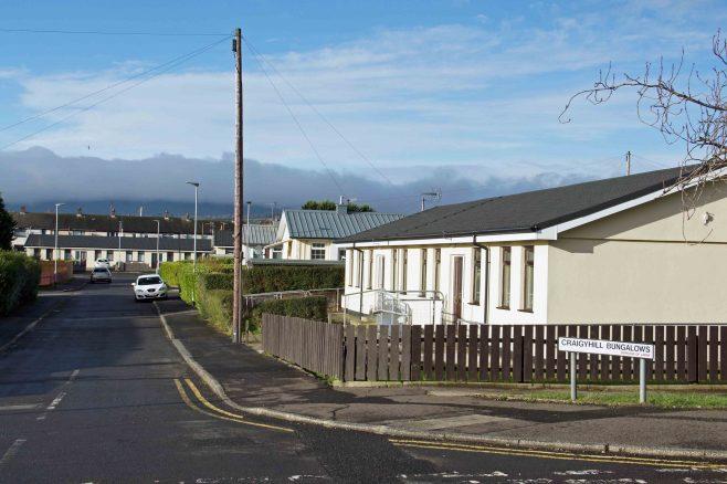 Craigyhill Bungalows, Larne, Northern Ireland
