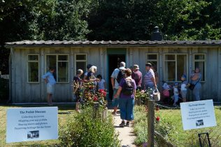 Moving Prefab event: Chiltern Open Air Museum 23 August 2016 | Selim Korycki