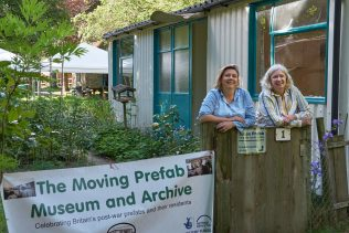 Moving Prefab Museum exhibition at the Rural Life Centre 3 July 2016 | Prefab Museum