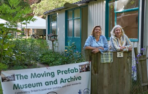 Moving Prefab event: Rural Life Centre. 3 July 2016