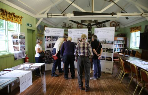 Moving Prefab event: Rural Life Centre. 16 July 2017.