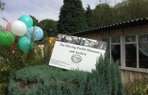 Moving Prefab event: Wake Green Road open weekend, Moseley. 17-18 September 2016.