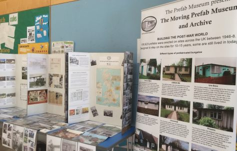 Moving Prefab event: Portsmouth May 2017