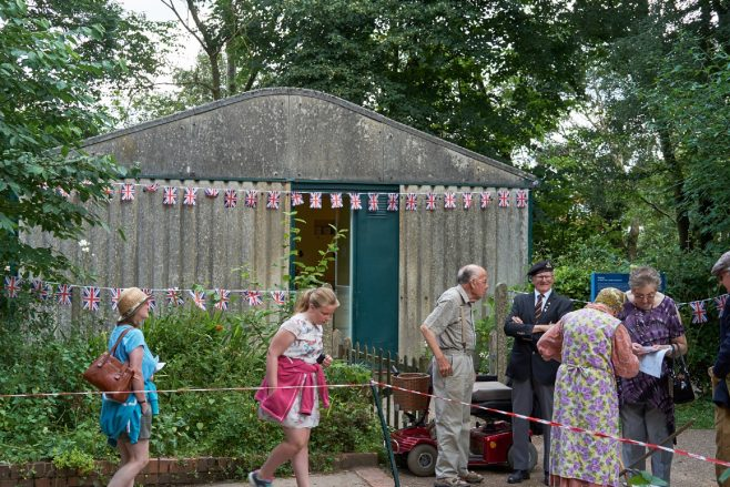 Moving Prefab event: Avoncroft Museum 23-24 July 2016