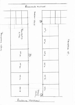 Sheen Grove plan | Ray Watts