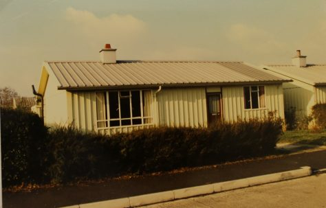 Hawksley aluminium detached bungalow